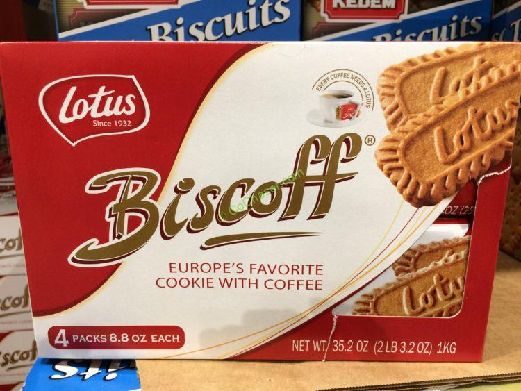 Lotus Bakery Biscoff Cookies 35.2 Ounce Box
