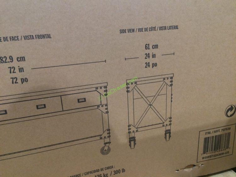 Costco-707636-Whalen-Industrial-Metal-Wood-Workbench-size1
