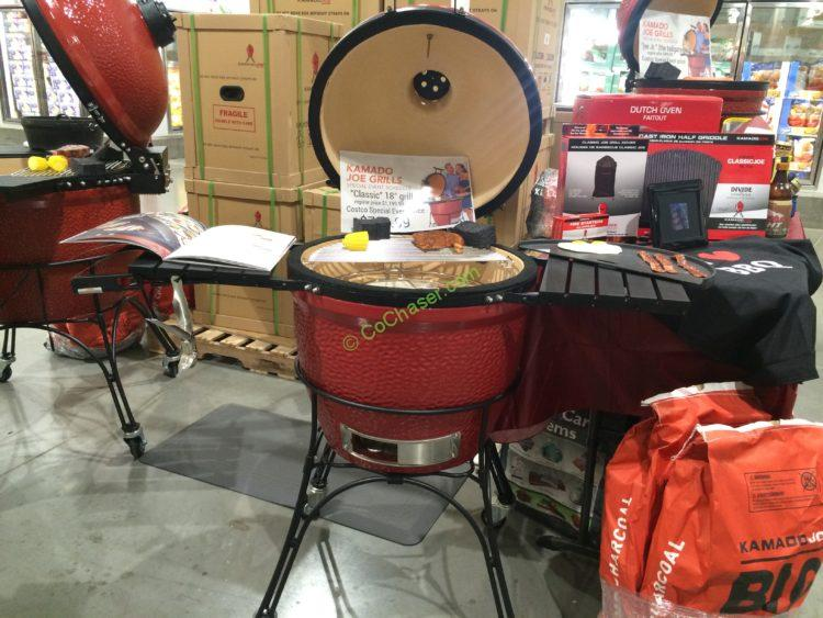 "KAMADO JOE Classic Grill 18"" And / or 24"""