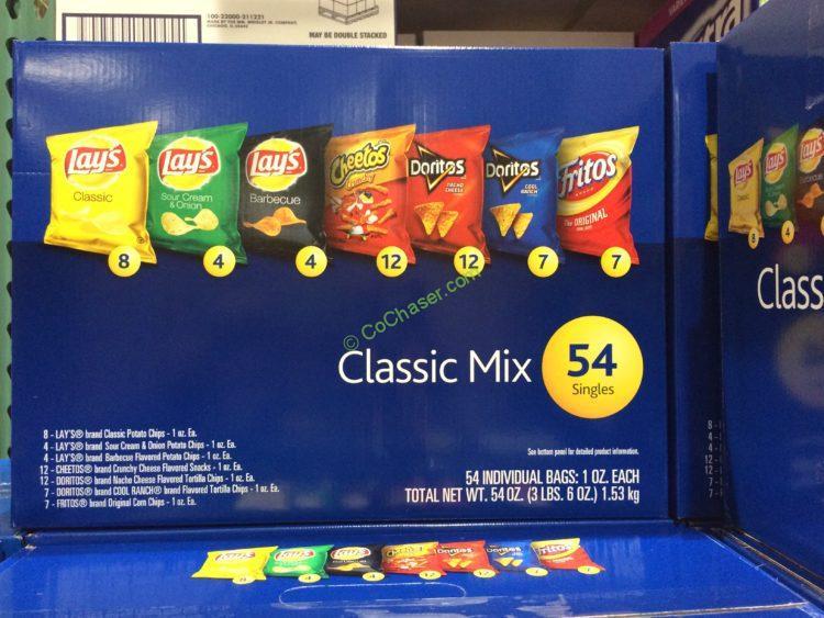 Frito Lay Variety 54 Count Box – CostcoChaser