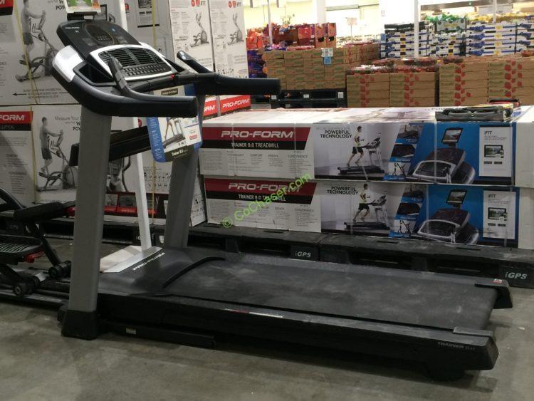 Pro-Form Trainer 8.0 Treadmill