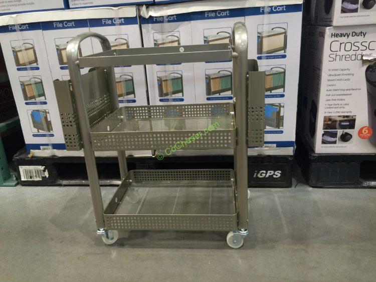 sunrising international mobile file cart rolling target with handle amazon