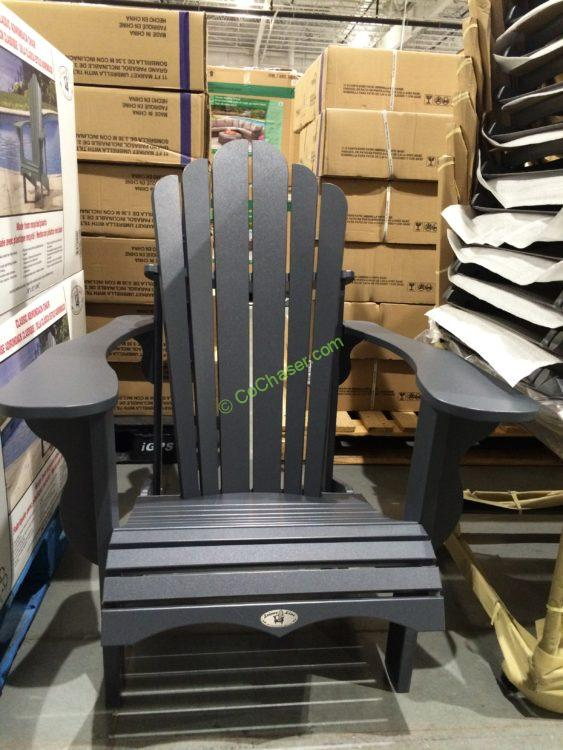 Leisure Line Classic Adirondack Chair Costcochaser