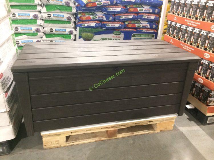 Keter Resin Deck Box 120 Gallon