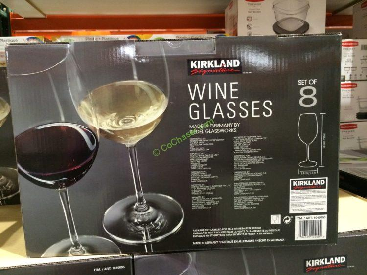 b4cd29e145d Kirkland Signature 8-PC All Purpose Wine Stem – CostcoChaser