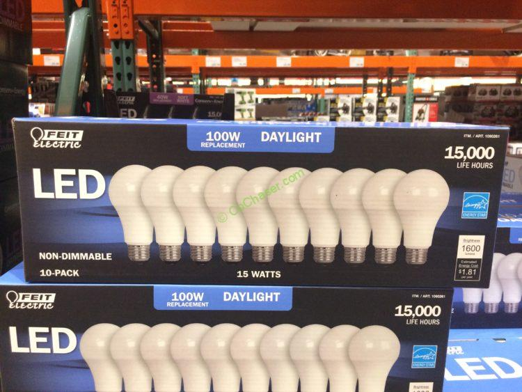 Costco-1090261-Feit-Electric-LED-100W-Replacement-Daylight