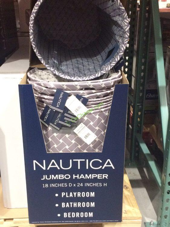 Nautica Jumbo Hamper