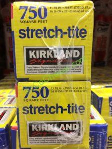 Costco-208721-Kirkland –Signature-Stretch-Tite-12- Plastic