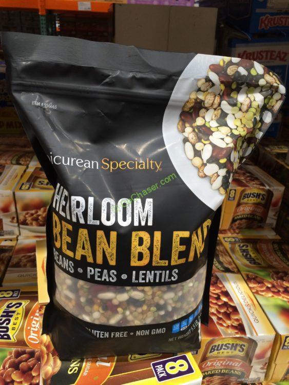 Epicurean Specialty Heirloom Bean Blend 5.5 Pound Bag