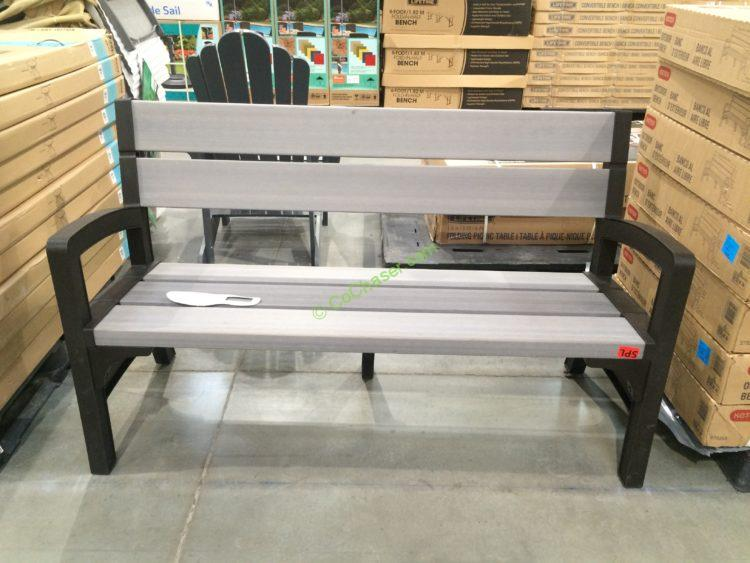 Keter Outdoor Bench