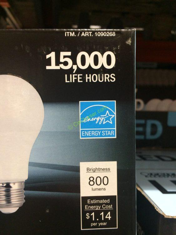 Costco Feit Led Patio Lights: Costco-1090268-Feit-Electric-LED-60W-Replacement-Daylight