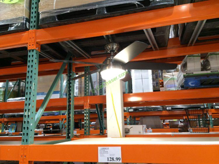 Costco 1099835 Hunter Led Indoor Celling Fan