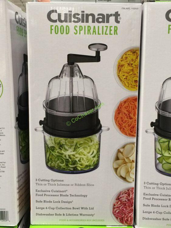 Cuisinart Spiralizing Food Processor