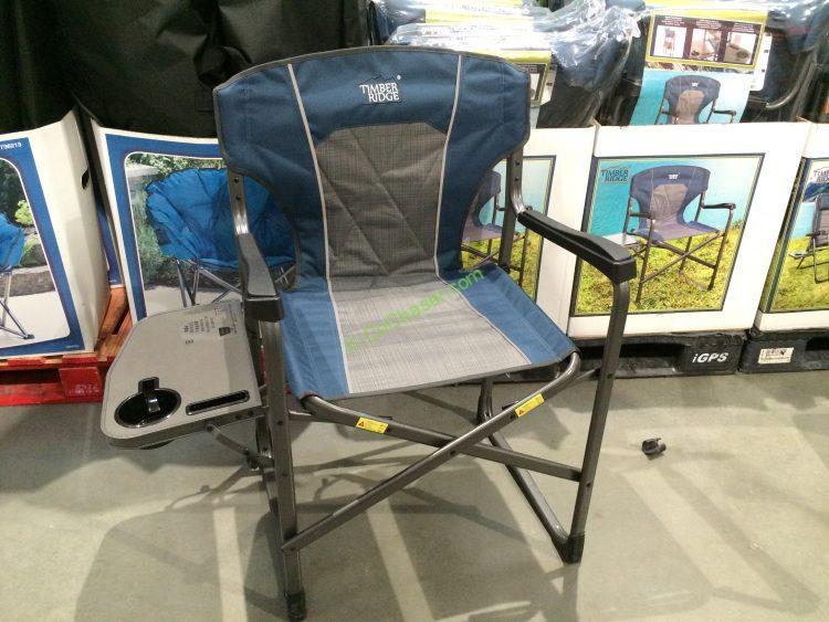 Timber Ridge Director's Chair ERGO Frame