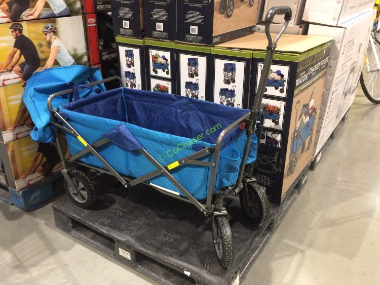 amazing Folding Garden Wagon Costco Part - 8: Costco-736201-Foldable-Wagon