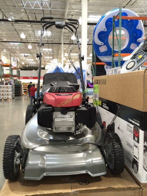 Costco 833323 Poulan Self Propelled Mower Powered By