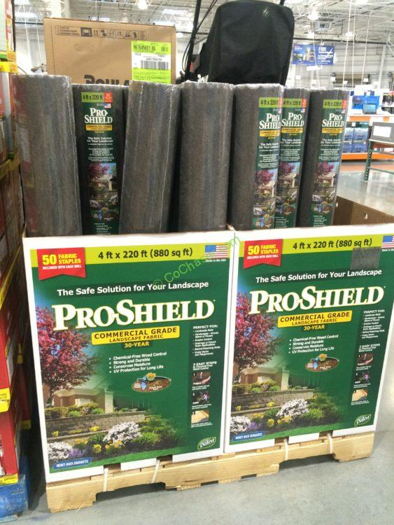 dalen pro shield landscape fabric with 50 staples costcochaser