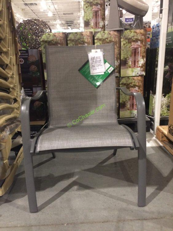 Costco 1031546 Kirkland Signature Sling Chair