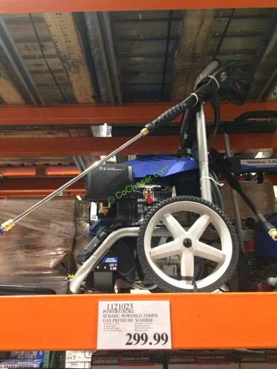 honda powerstroke 3100 psi pressure washer manual