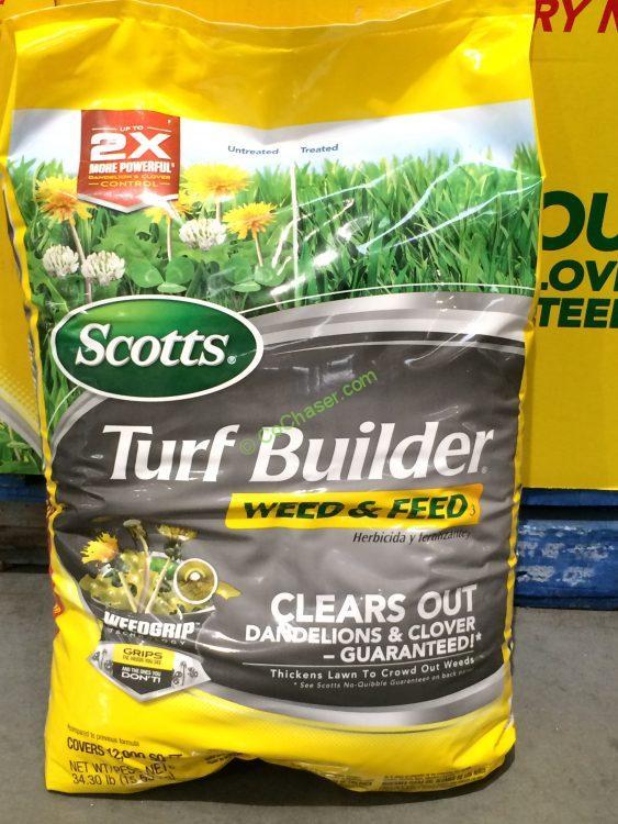 Scotts turf builder coupons
