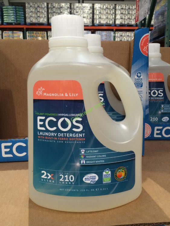 ECOS Laundry Detergent 210 Loads / 210 Ounces