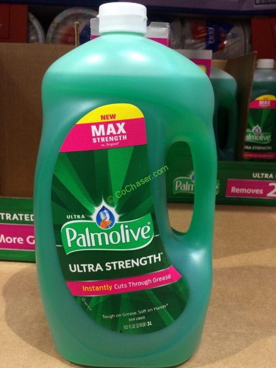 Palmolive Dish Liquid 102 Ounce Bottle