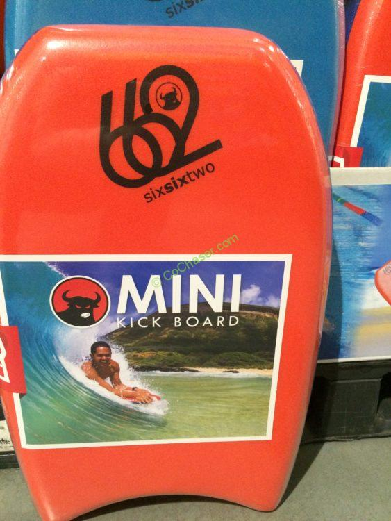 662 Bodyboard MiNi Kick Board 2PK