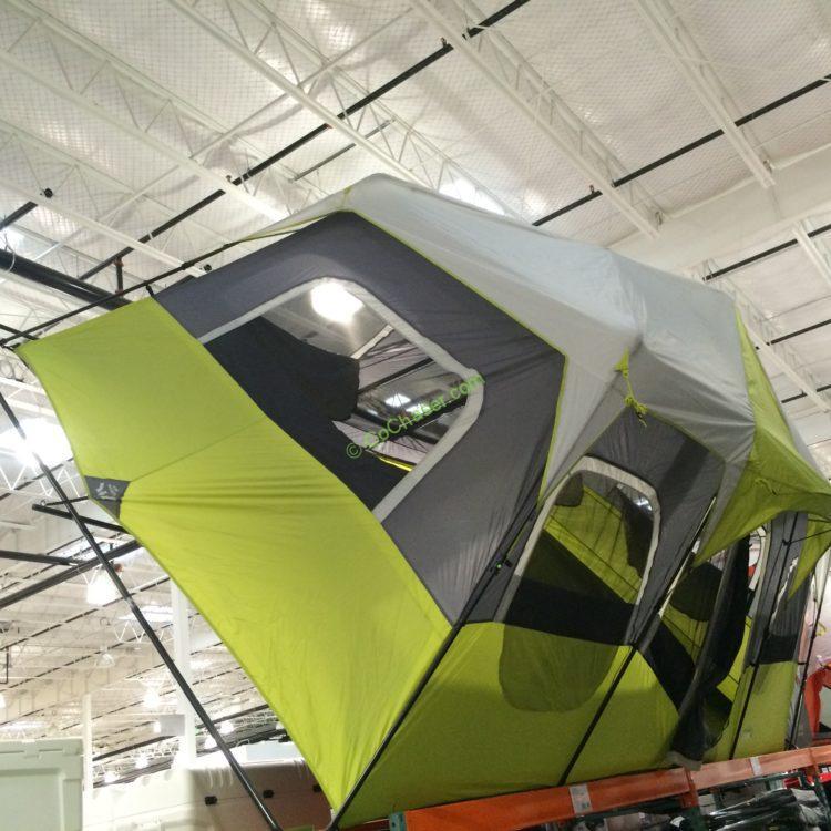 Core Equipment 12 Person Instant Cabin Tent 18' X 10' X 80