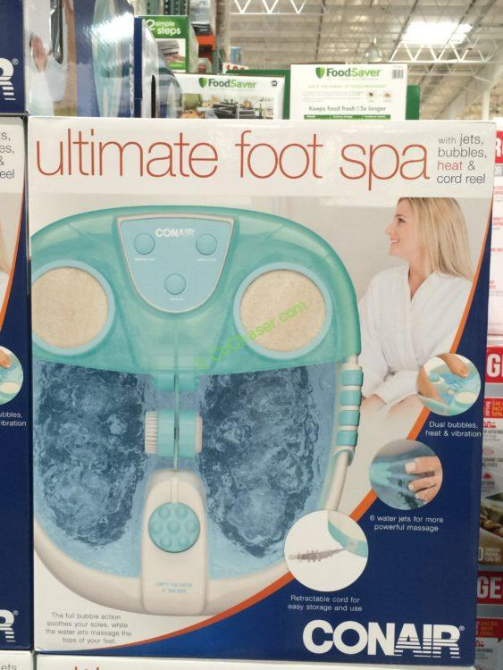 Conair Ultimate Foot Spa – CostcoChaser