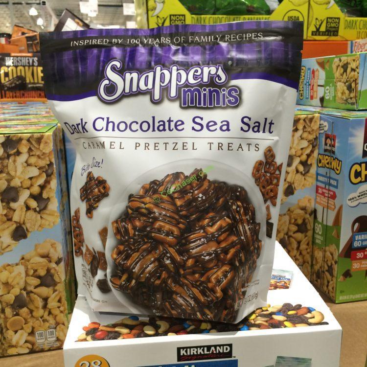 Edward MARC Snappers Dark Chocolate SS MINI 24 Ounce Bag
