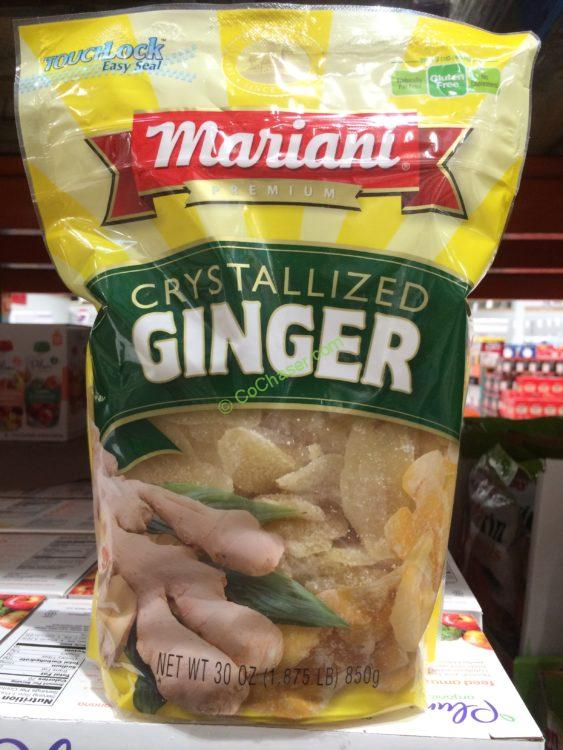 Mariani Crystallized Ginger 30 Ounce Bag