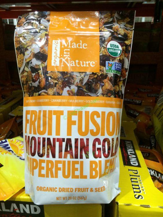 Made in Nature Organic Mountain Gold 20 Ounce Bag
