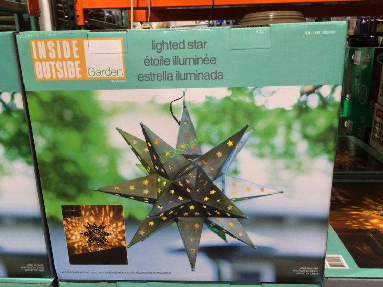 Outdoor LED Star Light