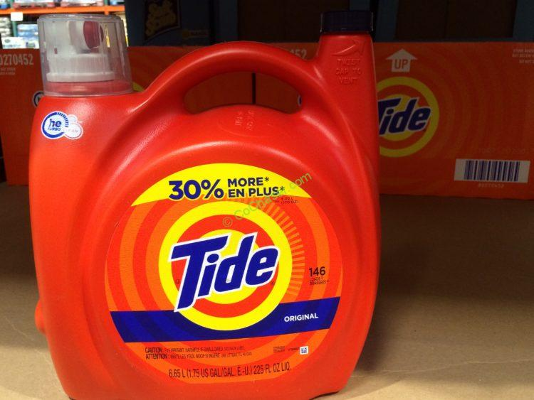 Tide High Efficiency Liquid 146 Loads / 225 Ounces
