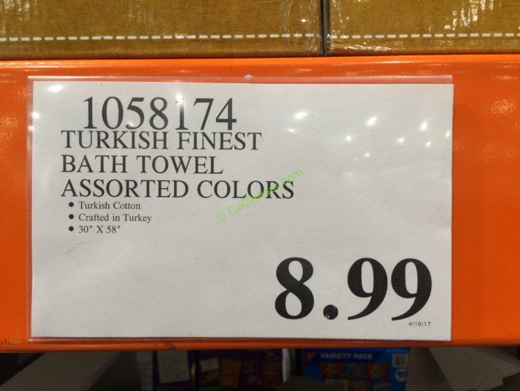 Costco-1058174-Turkish-Finest-Bath-Towel-tag