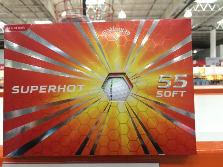 Callaway SuperHot 55 Soft Golf Ball 24PK