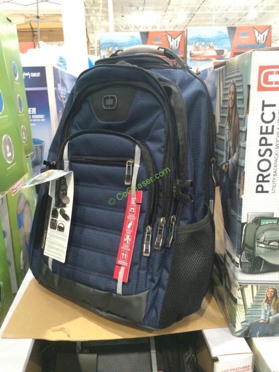 Ogio Prospect Utility Backpack Costcochaser