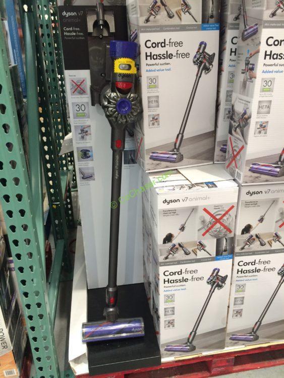 Dyson V7 Animal Cordless Stick Vacuum Costcochaser