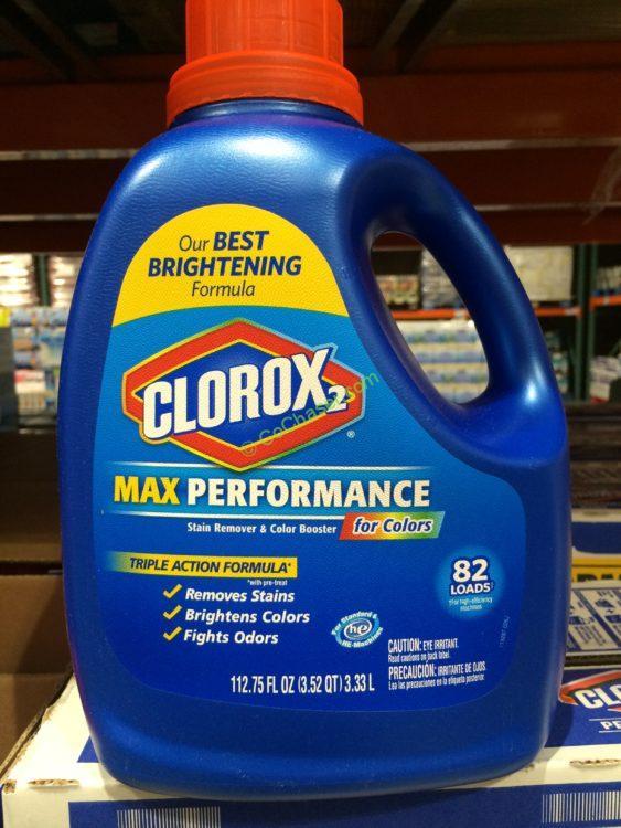 Clorox 2 Max Performance 82 LD/ 112.75 OZ