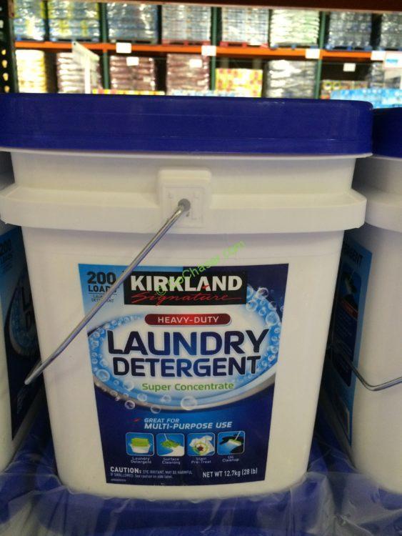 Kirkland Signature Powder 200 Wash load / 28 Lbs