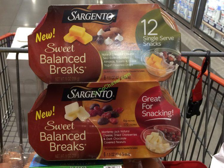 Sargento Balanced Breaks 12/1.5 Ounce Packages