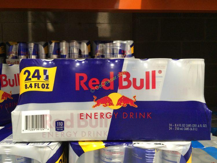 Red Bull Energy Drink 24/8.4 Ounce Cans