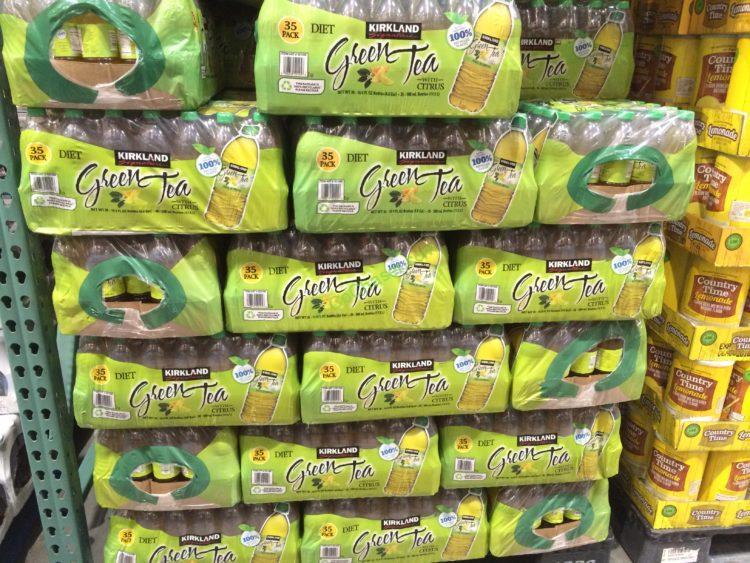 Costco-521456- Kirkland-Signature-Diet-Green-Tea-all