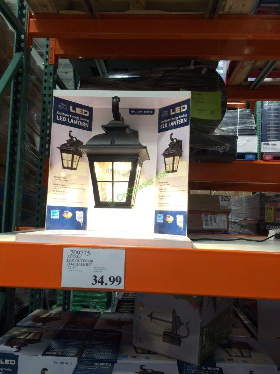 Altair Outdoor Saving LED Lantern, Model# AL-2163