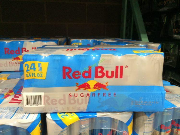 Red Bull Sugar Free 24/8.4 Ounce Cans