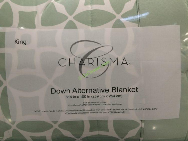 Charisma Down Alternative King Blanket Costcochaser