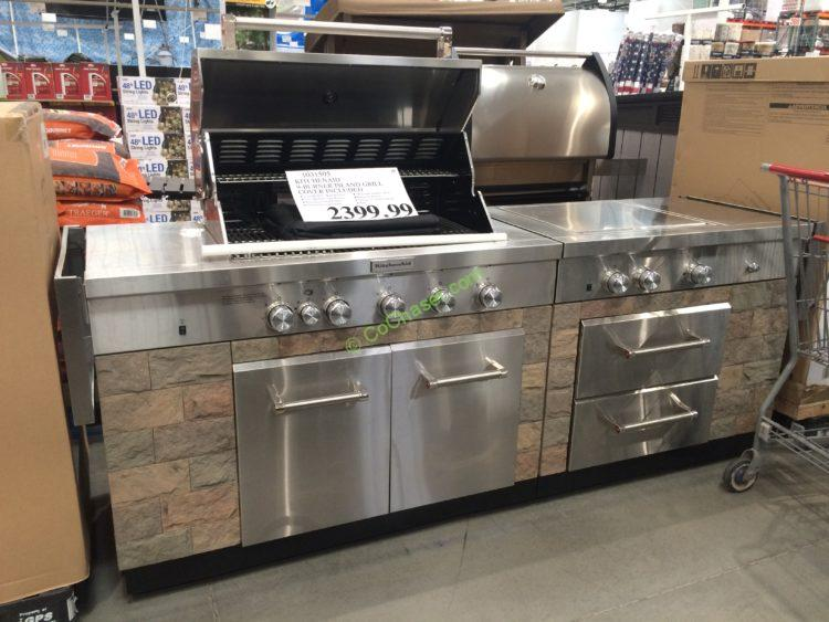 Kitchenaid Bbq Grills Costco Sante Blog
