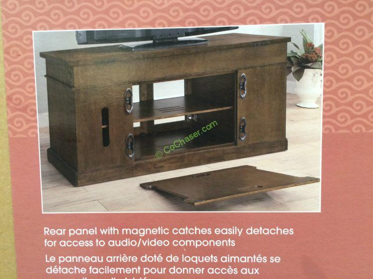 Bayside Furnishings TV Console – CostcoChaser