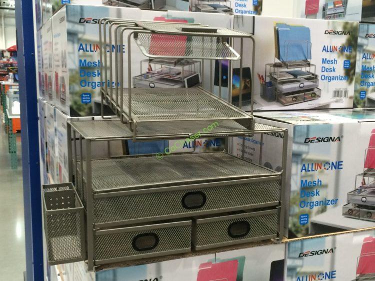 Costco Desk Organizer Desk Design Ideas