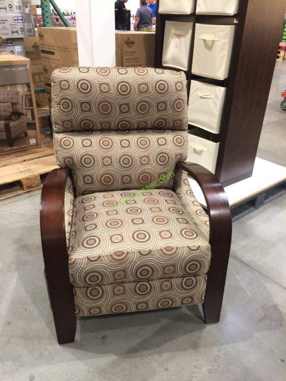 Costco 1136452 Synergy Home Fabric Recliner Costcochaser